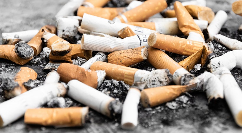 Addiction freedom from cigarettes