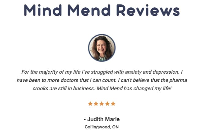 Judith Marie client review