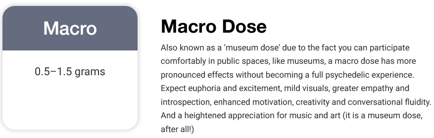 marco dose