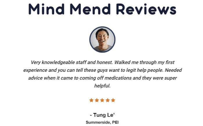 Tung le client review
